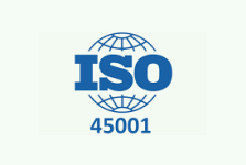ISO45001 Gained by SVT