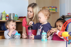 City and Guilds RQF (NVQ) Level 3 Diploma for Residential Childcare (England) 4340-31/81